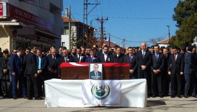 Bala Belediye Başkanı Gürbüz Son Yolculuğuna Uğurlandı