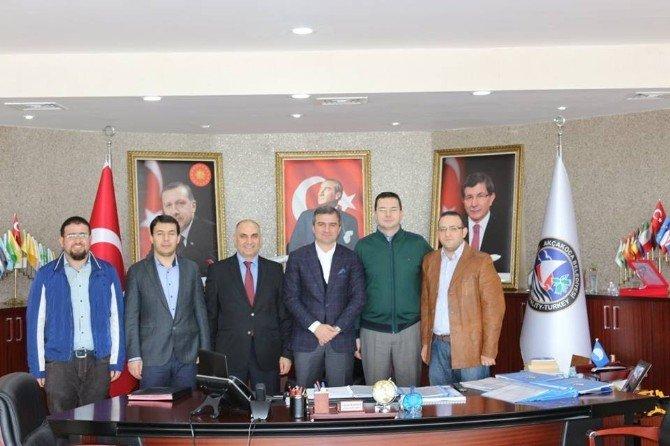 Belediye Başkanı Cüneyt Yemeniciye Ziyaretler Sürüyor