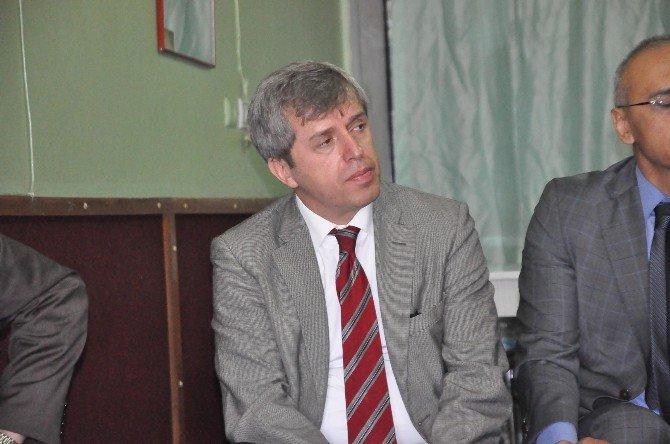 Bitlis'te Halk Toplantısı