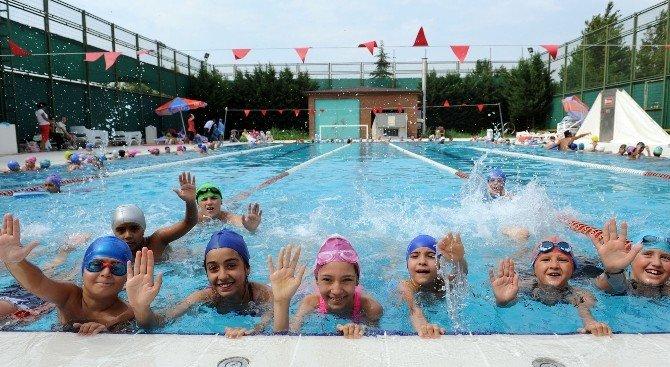 Osmangazi Havuzlarına Sertifika