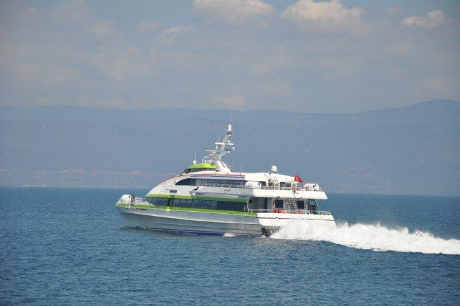 BURULAŞ denizde 'e-bilet'e geçiyor