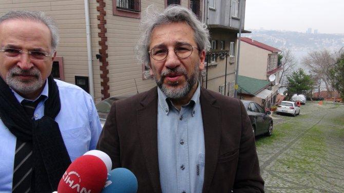 Can Dündar: Diyarbakır'a da gideceğiz, Silivri'de de nöbette olacağız
