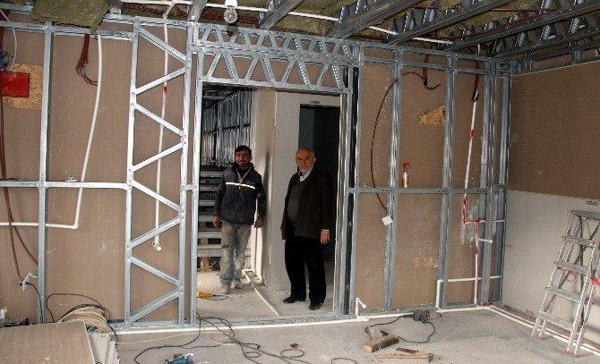Kütahya'nın İlk Çelik Villası, 10,5 Şiddetindeki Depreme Bile Dayanıklı