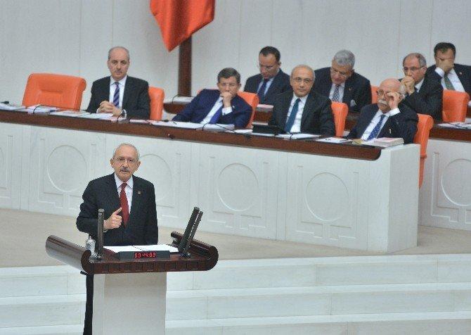 Kılıçdaroğlu'ndan Başbakan'a İki Soru