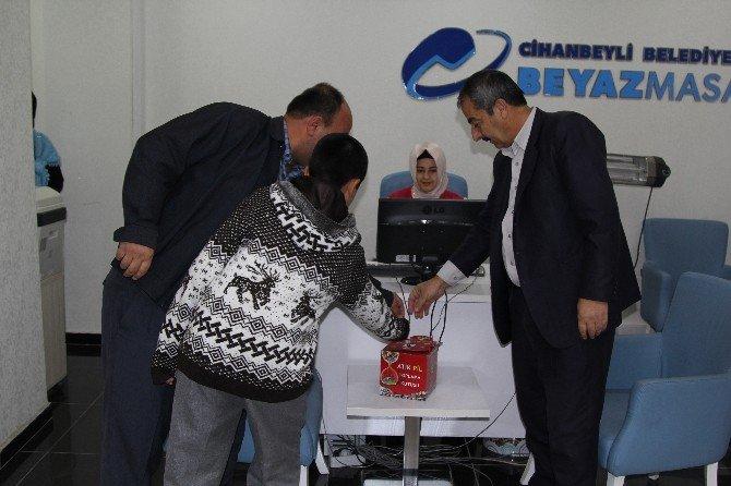 Cihanbeyli Belediyesi'nden Geri Dönüşüme Destek