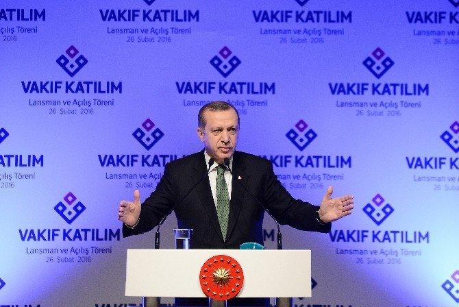 """Cumhurbaşkanı Erdoğan: """"Faiz Sistemi Adil Değildir Ve Acımasızdır"""""""