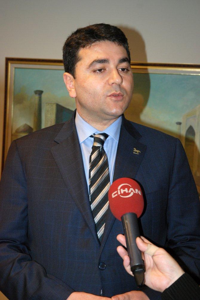 DP Genel Başkanı Uysal: Zihinlerin arka planında 'halife' argümanı yoklanıyor