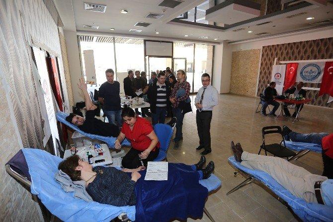 Deski'den Kan Bağışı