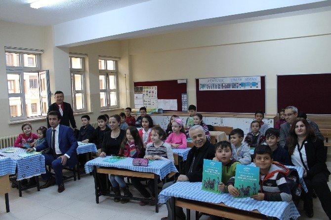 Zonguldak Devrek SGM İlkokul Öğrencileri İle Buluştu