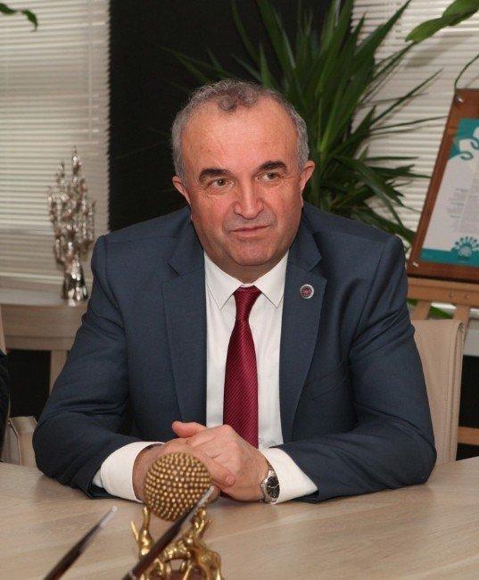 Daday Belediyesi'nden Bozbey'e Ziyaret