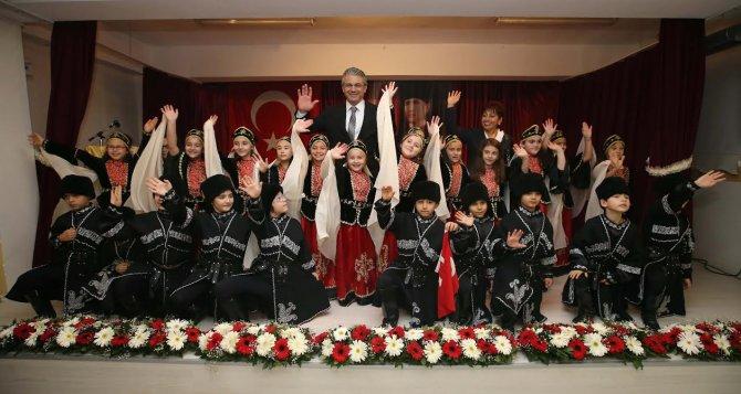 Ali Kaya İlkokulu'nda 'hizmet' sevinci
