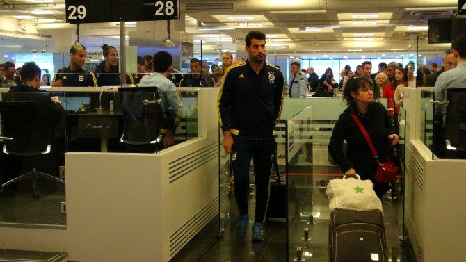 Fenerbahçe, Rusya'dan döndü
