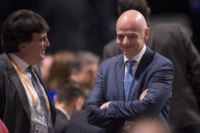 FIFA Başkanlık Seçiminde Infantıno Önde