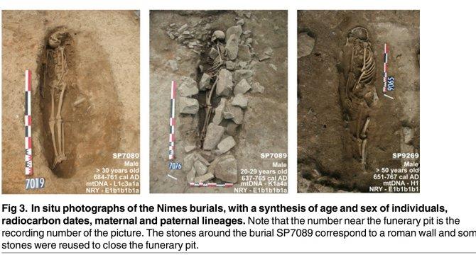 Fransa'ya gelen ilk Müslümanların mezarları bulundu