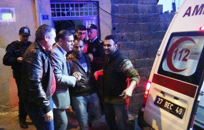 Gaziantep'te Bıçaklı Rehine Krizi