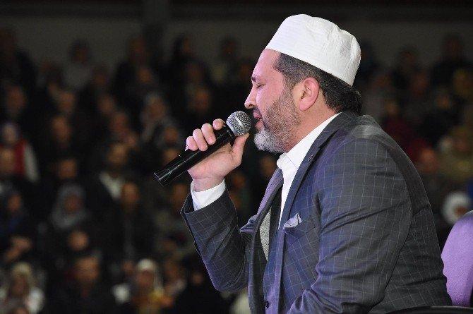 Uşak'ta Kur'an-ı Kerim Gecesi