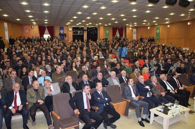 Giresun Üniversitesi Rektörü Attar Yeniden Aday Olduğunu Açıkladı