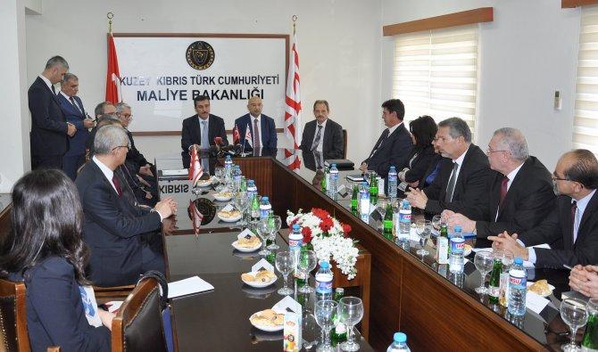KKTC ile Türkiye arasında 'Ortak Gümrük Komitesi' kuruluyor