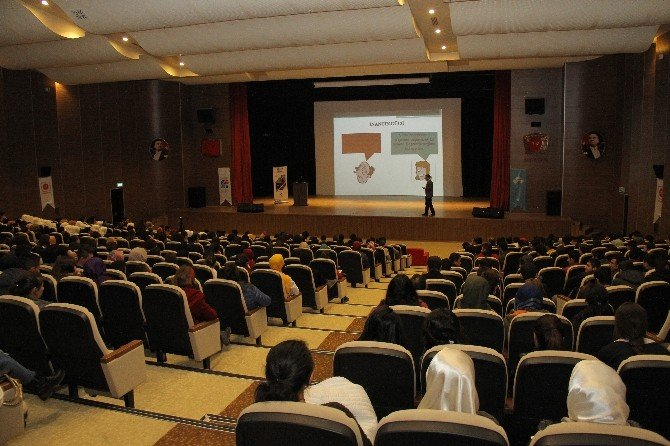 Adıyaman'da Üniversite Adaylarına YGS Öncesi Sınav Motivasyonu