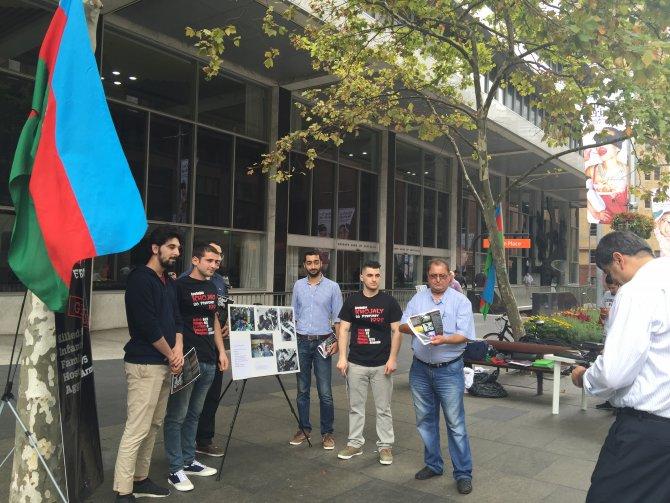 Hocalı katliamının 24'üncü yıldönümü, Avustralya'da hüzünle anıldı
