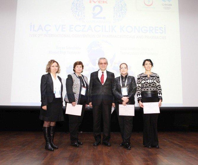 Yakın Doğu Üniversitesi 2. Uluslararası İlaç Ve Eczacılık Kongresi'nde