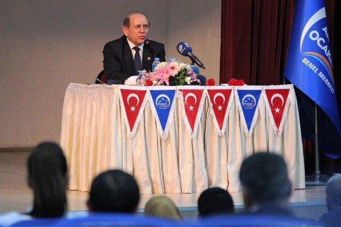 Cumhurbaşkanı Başdanışmanı Burhan Kuzu Başkanlık Sistemini Anlattı