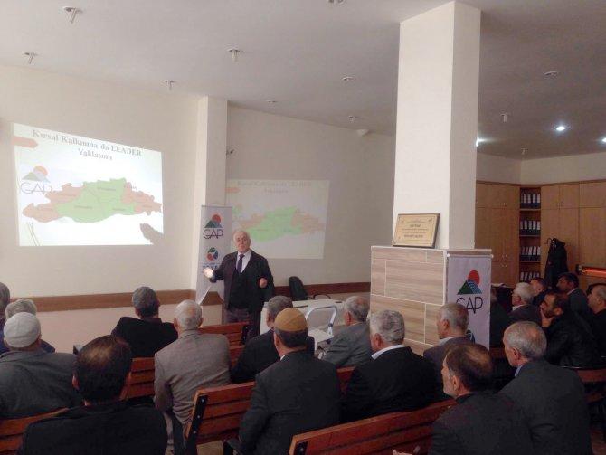 Kahta Ziraat Odası'dan tarım konferansı