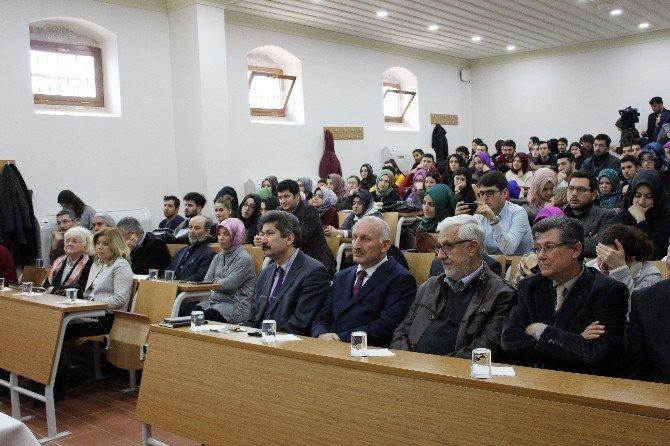 Prof. Dr. âMil Çelebioğlu Vefatının 26. Yılında Anıldı