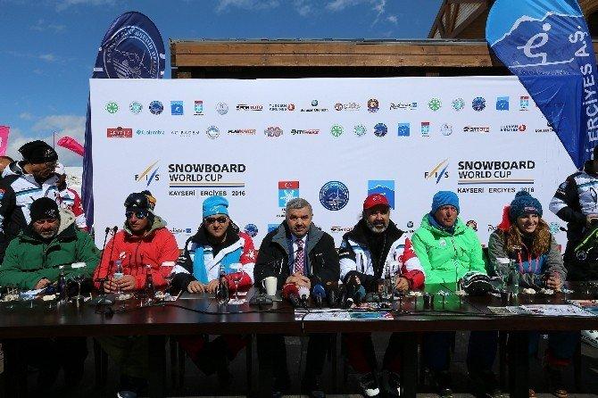 Erciyes Dünya Şampiyonasına Hazır