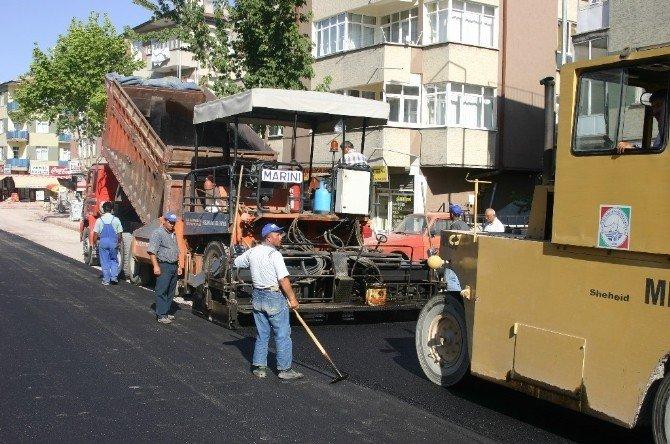 Modern Şehirleşmenin Göstergesi Güvenli, Seri Ve Düzenli Yollar İçin Asfalt Bitüm Nakil Hizmeti Alınacak