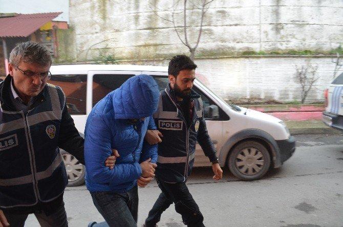 Boğazı Kesilmiş Halde Bulunan Necla Sağlam Cinayetinde Üç Şüpheli Adliyeye Çıkartıldı