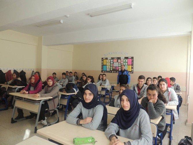 Öğrencilere Dolandırıcılık Olaylarına Karşı Eğitim