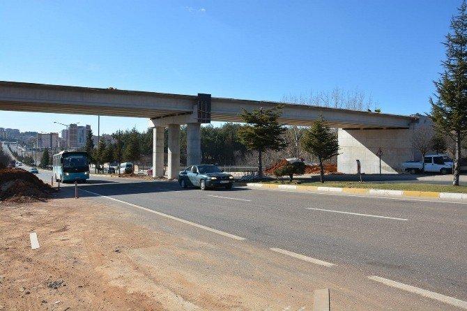 Huzur Park Köprülü Kavşak Yakında Bitecek
