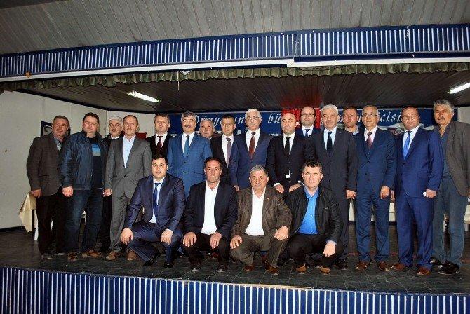 Marmarabirlik Mudanya Kooperatifi Mali Genel Kurulu Yapıldı