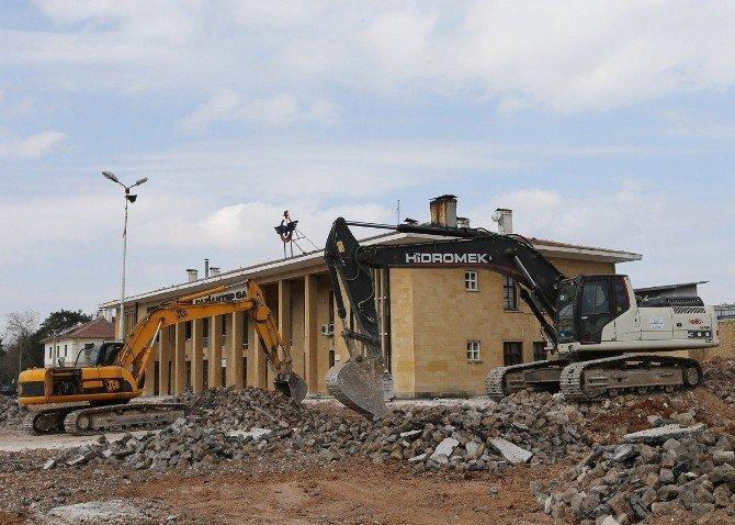 Meydan Fakiri Gaziantep'e Yeni Bir Meydan Kazandırılıyor