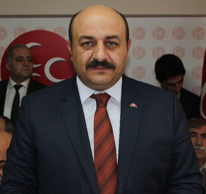 MHP Elazığ İl Başkanlığı Yeniden Açıldı