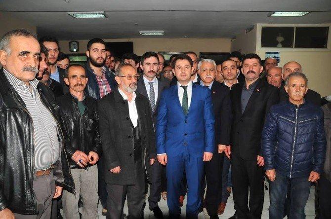 Çalışkan, MHP Lideri Bahçeli'nin Talebini Dile Getirdi
