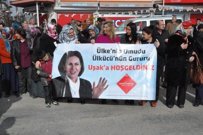 """Meral Akşener: """"MHP İktidara Yürüyecektir"""""""
