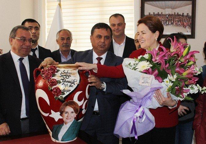MHP'li Akşener'den 'Kurultay Toplanacak' Çıkışı