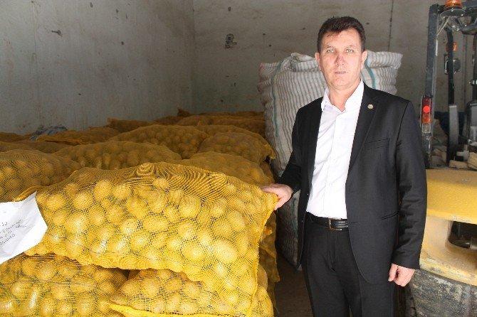 Terör, Patates Üreticilerini Vurdu