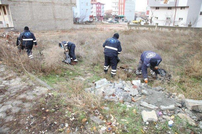 Odunpazarı Belediyesi'nden Ocak Ayında Büyük Temizlik