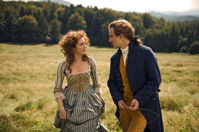 """Osm'de """"Goethe'nin İlk Aşkı"""" Filmi Gösterildi"""