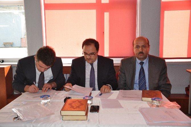 Ezan Ve Kur'an-ı Kerim'i Güzel Okuma Yarışması Düzenlendi