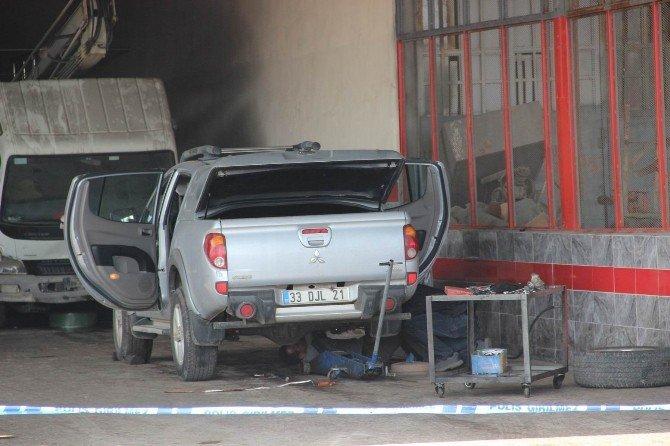 Şanlıurfa'da Bomba Düzeneği Kurulu Araç Bulundu