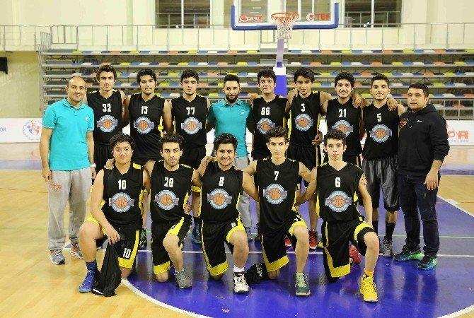 Şanlıurfa Haliliye Belediye Spor'dan Bir Şampiyonluk Daha
