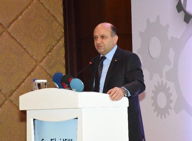 Bilim, Sanayi Ve Teknoloji Bakanı Fikri Işık: