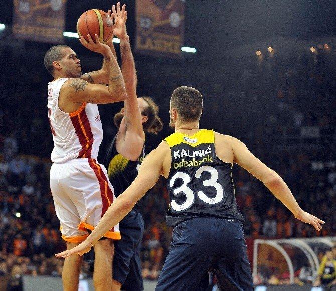 Basketbolda Derbi Haftası