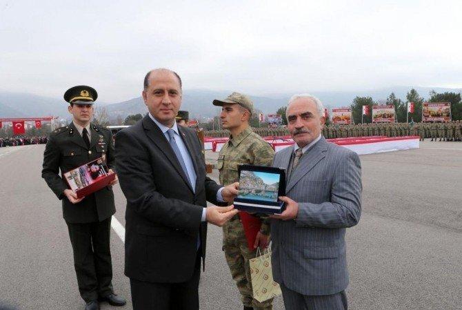 Amasya'da 2 Bin Mehmetçik Yemin Etti