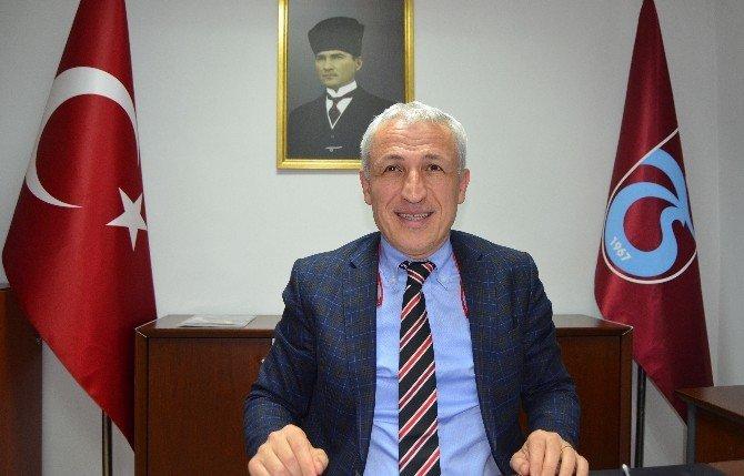 """Çubukçu: """"Trabzonspor'a Yakışır Bir Görüntü Sergileyeceğiz"""""""