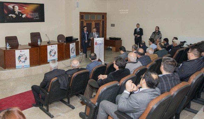 Tunceli'de İlk 10'a Giren Mükelleflere Ödül